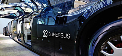 El Superbus consigue su primera ruta oficial en los Emiratos Árabes