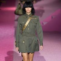 Marc Jacobs Primavera-Verano 2015: Welcome to the (fashion) U.S. Army