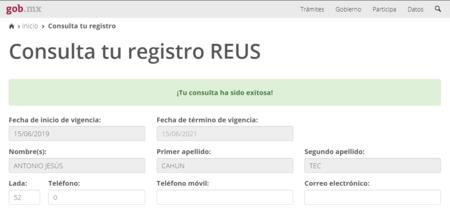 Reus Consulta Registro Publicidad Bancos Mexico