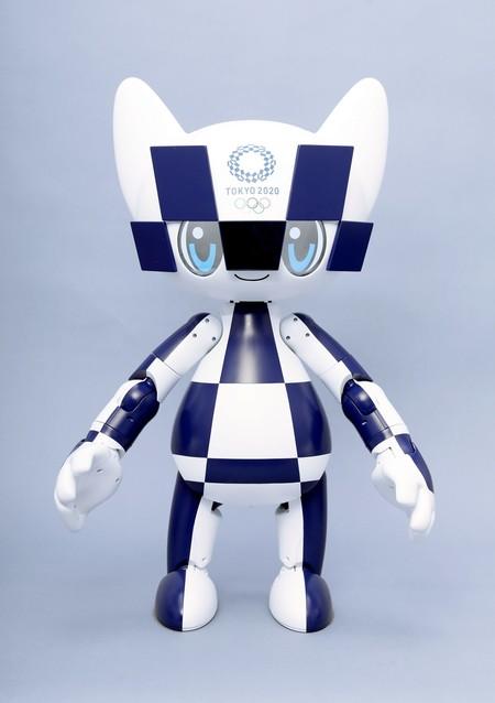 Tokyo 2020 Mascot Robot Miraitowa 1500x2127