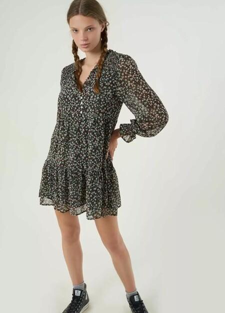 Vestido Selena Fluido Estampado W22 0513 007 600
