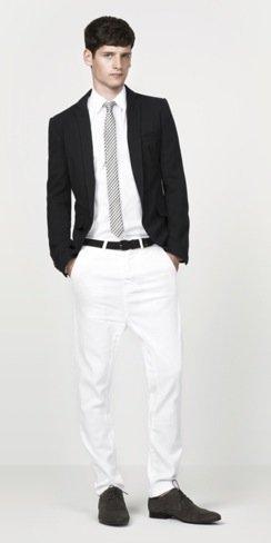 Zara propone nuevos looks para el hombre de cara al Verano 2010 III