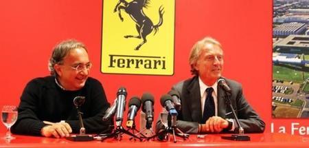 "Sergio Marchionne: ""Ferrari dará todo por ganar, incluso a nivel de recursos"""