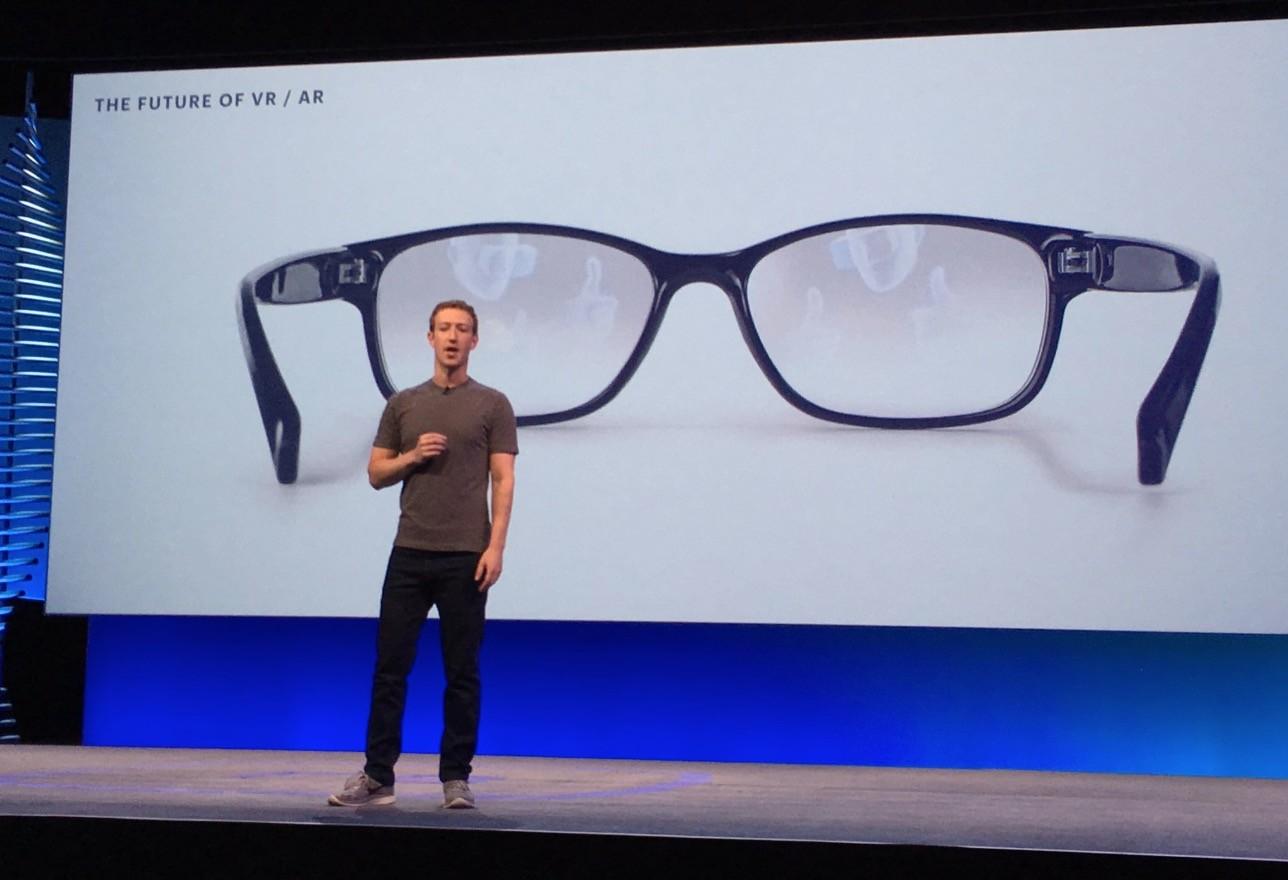 Resultado de imagen para Facebook y Ray Ban lentes del futuro