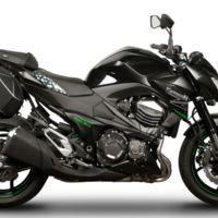 Shad aumenta la capacidad de carga y da un toque de personalización a la Kawasaki Z800