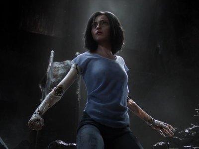 'Alita: Ángel de combate' cobra vida en el sorprendente tráiler de la película de Robert Rodriguez y James Cameron