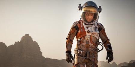 'The Martian' promete y su tráiler está a la altura