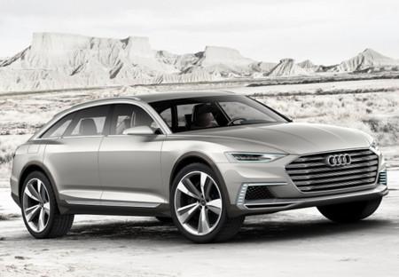Audi Prologue Allroad Concept, el embrión de Audi alcanza los 734 CV