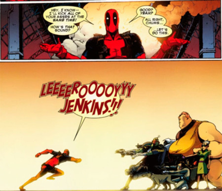Leeroy Deadpool