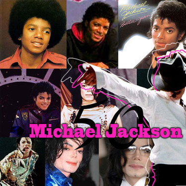 Michael Jackson llega al medio siglo