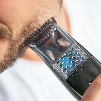 Día del Padre: Barbero Philips Serie 7000, con sistema de aspiración, por 48 euros