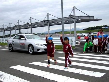 40 años de la Toyota Safety School para niños