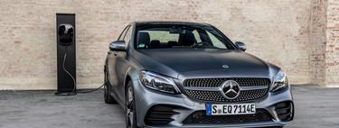 Ya conocemos los precios del Mercedes C 300 de: 55.375 euros para este híbrido enchufable con motor diésel