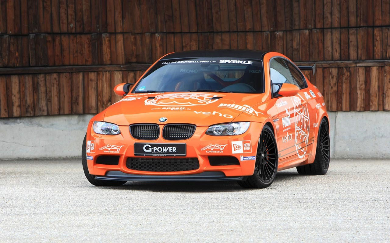 Foto de G-Power BMW M3 GTS 2013 (1/9)