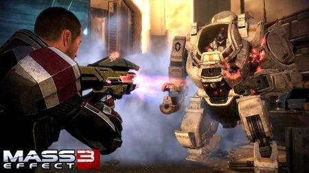 'Mass Effect 3', más imágenes para que la espera sea más llevadera