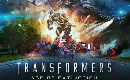 Transformers 4 Age Of Extinction 2014 Poster