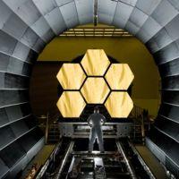 El gigantesco telescopio espacial que sustituirá al Hubble se prepara para la aventura