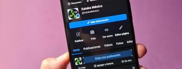 El modo oscuro de Facebook desaparece sin previo aviso de las apps de iOS y Android en México