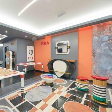 Los nuevos muebles Era de FiPro Studio se desmarcan de las tendencias para crear un universo propio que nace del alma y del corazón de su creador, Paolo Setti