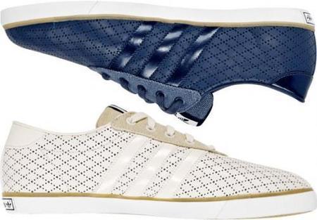 Adidas Sam Remo, la perforación perfecta