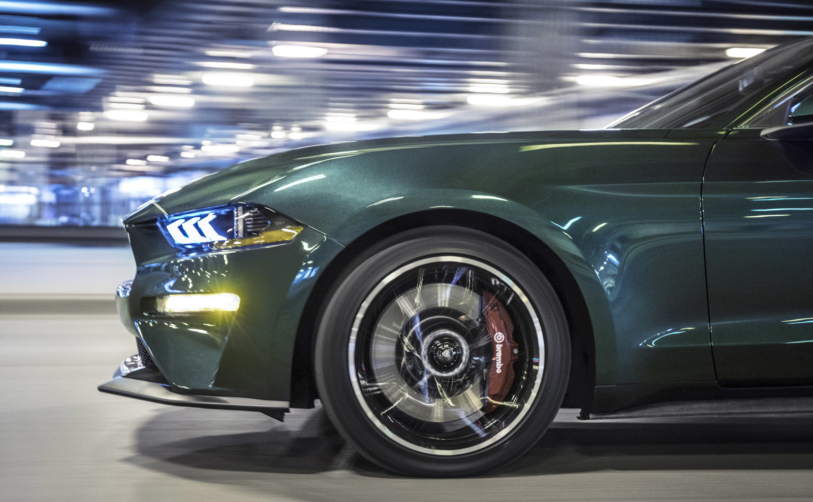 Foto de Ford Mustang Bullitt (prueba) (29/45)