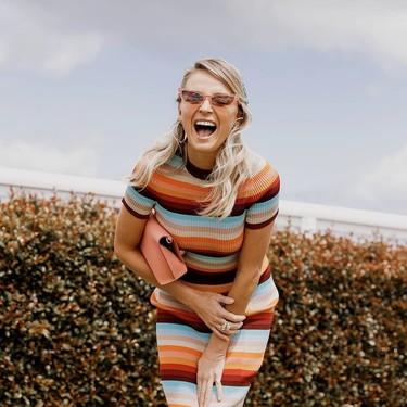 Si este verano estás indecisa y no sabes cómo vestirlo, las prendas a rayas serán la solución (sin importar el estilo o el color)