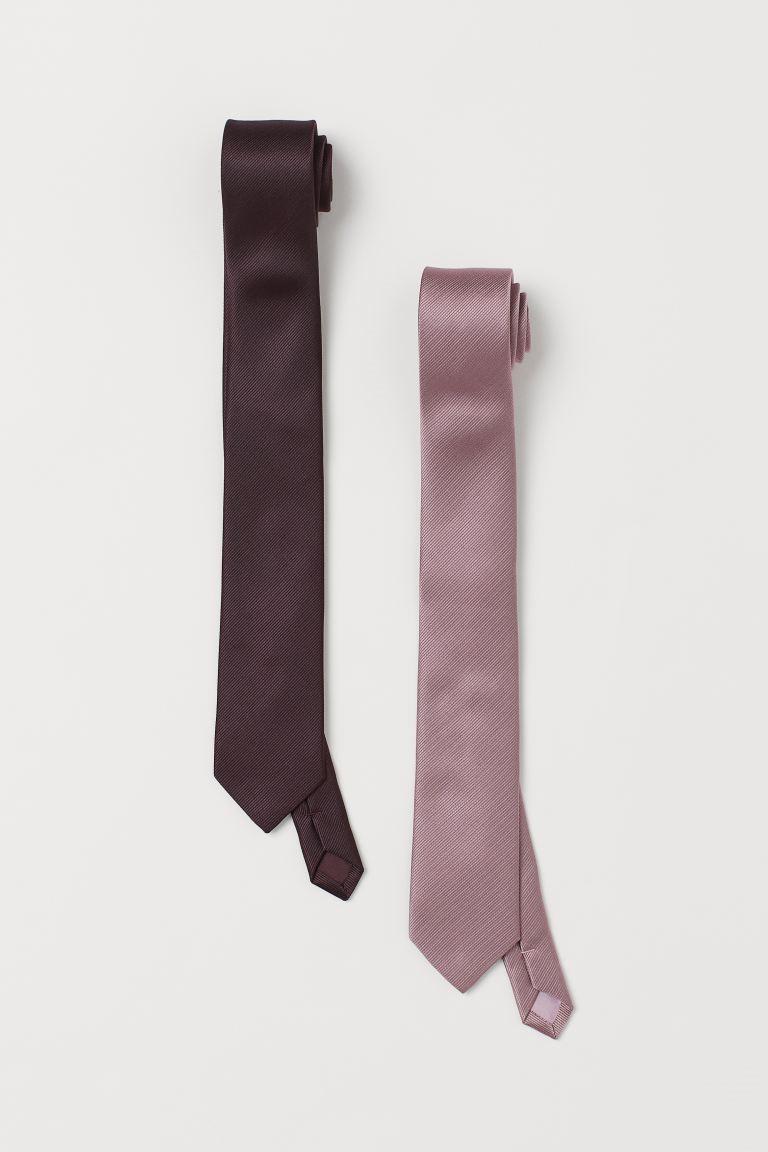 Pack de corbatas