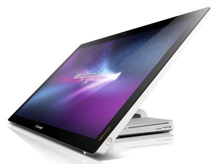Lenovo IdeaCentre A720: 27 delgadas pulgadas muy flexibles