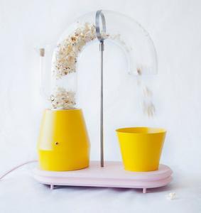 Popcorn Monsoon, porque las palomitas también se pueden preparar con estilo