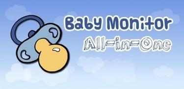 """Baby Monitor All-in-one: aplicación para """"vigilar"""" al bebé"""