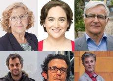 """Del 20D al 26J: así han variado los resultados de Podemos en las """"ciudades del cambio"""""""