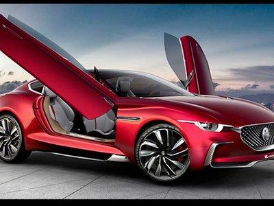 MG E-Motion Concept, el regreso de la marca a su época dorada