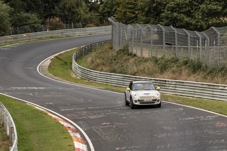 Mini Electric Nurburgring 3