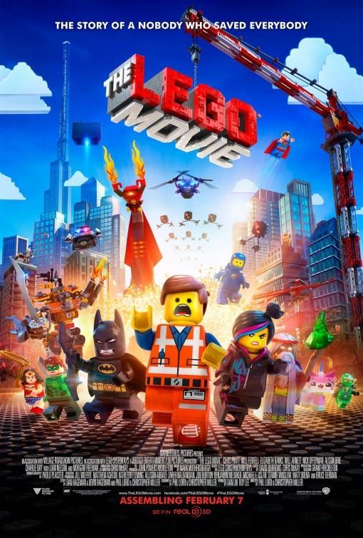 Foto de Carteles de 'La LEGO Película' (9/17)