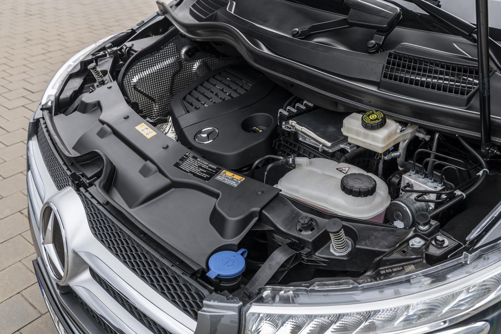 Foto de Mercedes-Benz Clase V 2019 (37/92)