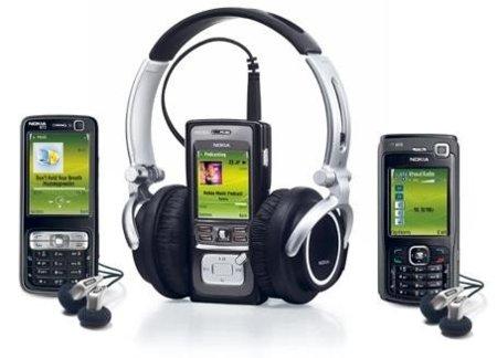 Galería de los Nokia N Series Special Black Editions