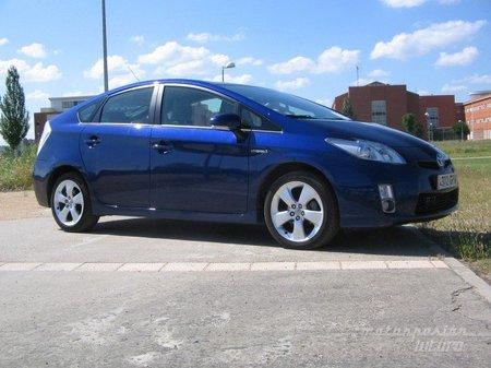 Toyota Prius con ECO-FLAPS