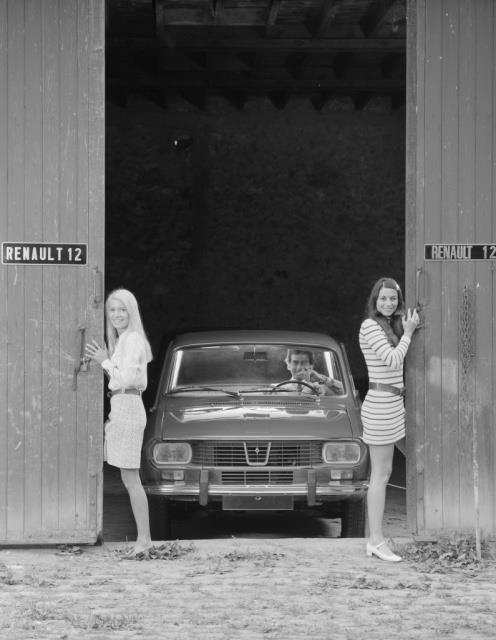 Foto de Renault 12 (4/25)