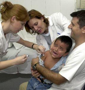 """Las vacunas, cómo evitar el dolor y mi diálogo con la """"profe"""" (II)"""