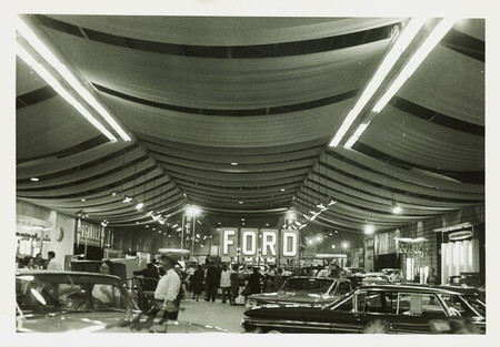 Salón de Detroit, 1960