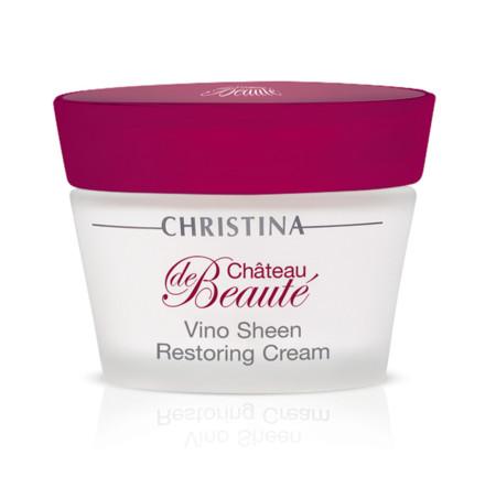 Chateau Vino Sheen Restoring Cream