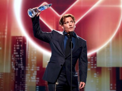 People's Choice Awards 2017 | 'Buscando a Dory', Ellen DeGeneres y Johnny Depp entre los triunfadores