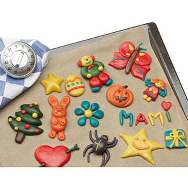 Yummy Dough, la plastilina comestible