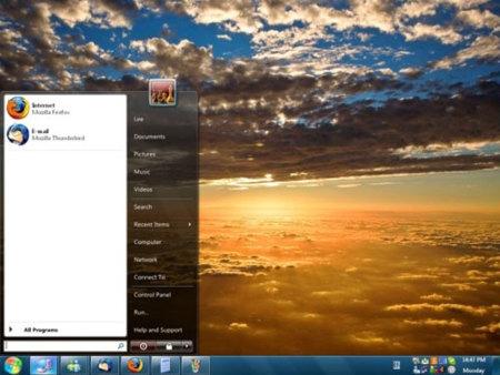 ViGlance: la superbarra de Windows 7, para Windows XP