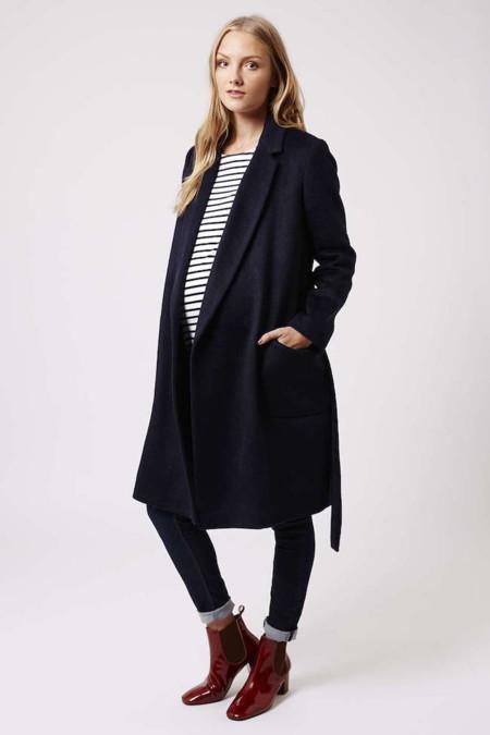 La ropa premamá más moderna se encuentra en la colección de Otoño/Invierno 2015-2016 de Topshop