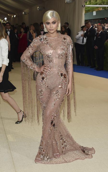 Kylie Jenner Met