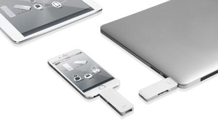 El primer pendrive dual con conexiones Lightning y USB 3.0 de Silicon Power ya está aquí
