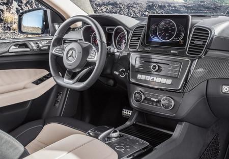 Gle Coupe Interior Amg