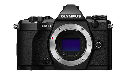 Olympus Om D E M5 Mark Ii Black