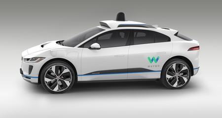 Waymo estrena coche autónomo: Jaguar I-Pace será el primer vehículo de lujo con la tecnología de conducción autónoma de Google
